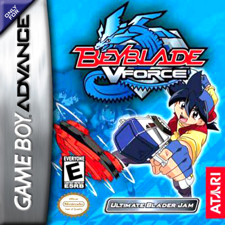 beyblade metal fusion game free  for gba
