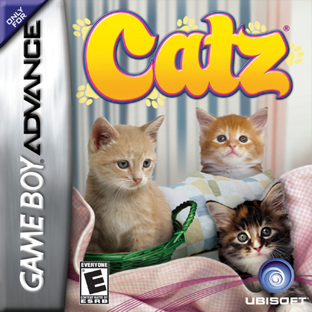 Catz Nintendo Game Boy Advance cover artwork