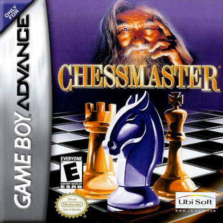 Chessmaster Nintendo Game Boy Advance cover artwork