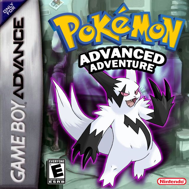 Pokemon - Advanced Adventure Nintendo Game Boy Advance cover artwork