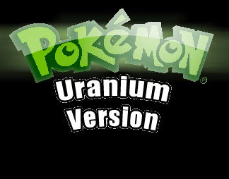 Pokemon Uranium Nintendo Game Boy Advance cover artwork