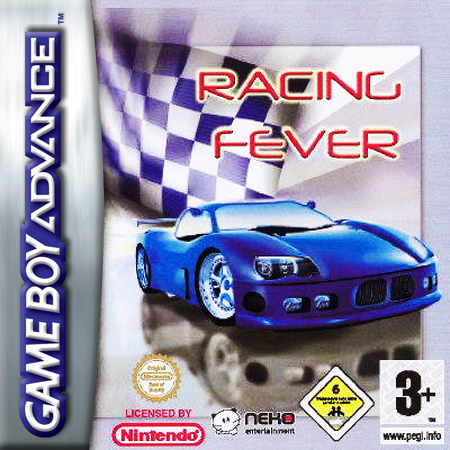 Racing Fever Nintendo Game Boy Advance cover artwork