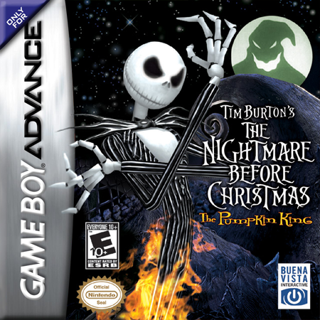 Play Tim Burton's The Nightmare Before Christmas - The Pumpkin ...