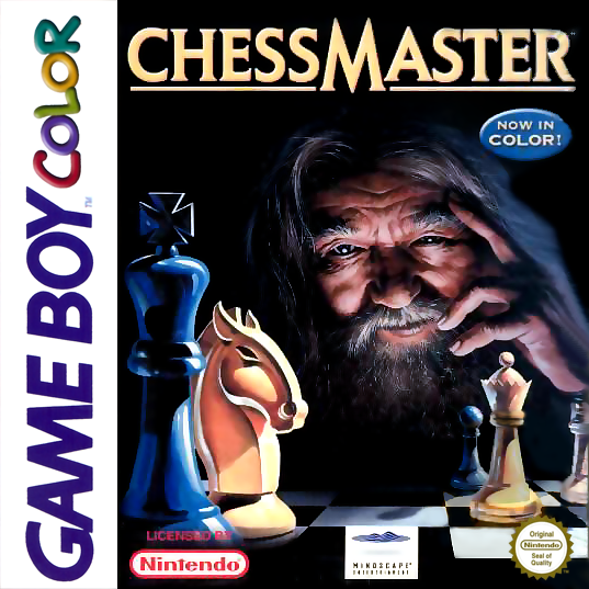 Chessmaster Nintendo Game Boy Color cover artwork