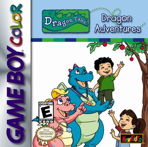 dragon tales coloring game