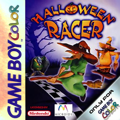 Play Halloween Racer Nintendo Game Boy Color Online Play Retro Games Online At Game Oldies