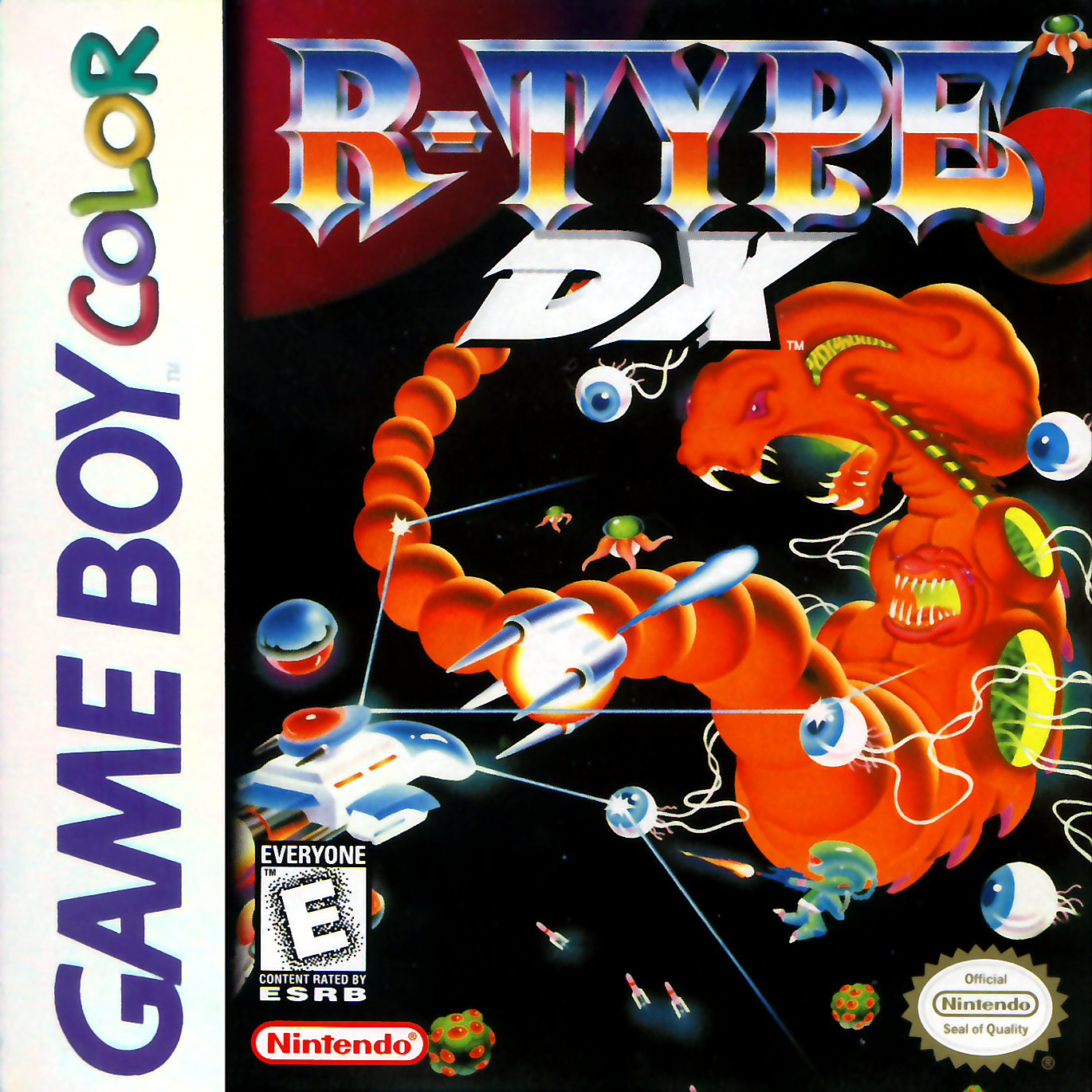 Game boy color online games - Play R Type Dx Nintendo Game Boy Color Online