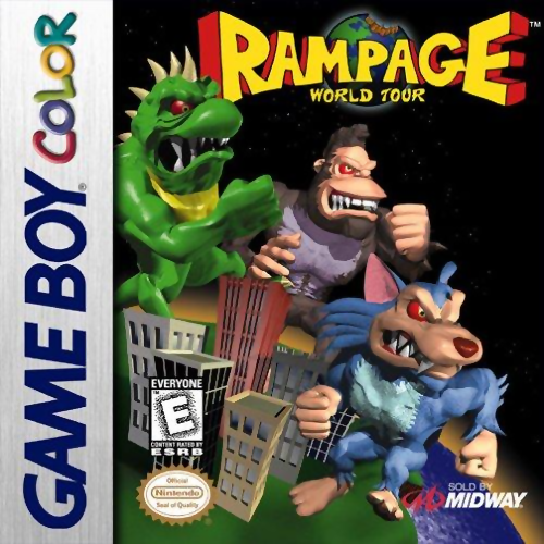 Play Rampage World Tour Free Online
