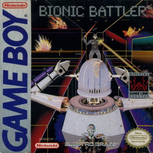 Bionic Battler Nintendo Game Boy cover artwork