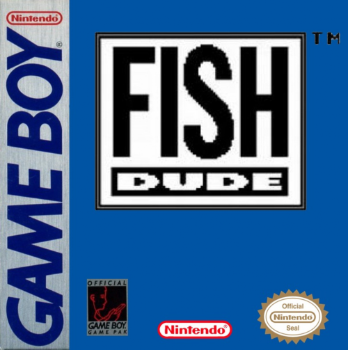 Fish Dude Nintendo Game Boy cover artwork