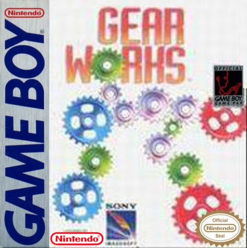 Gear Works Nintendo Game Boy cover artwork