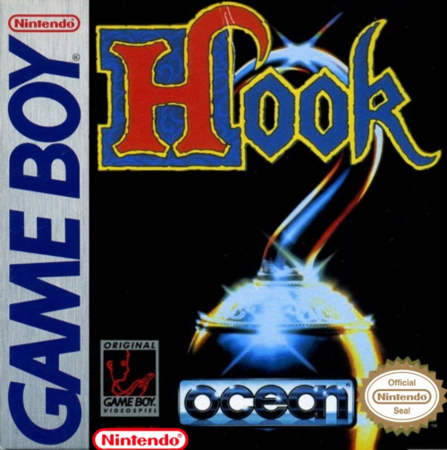 Hook Nintendo Game Boy cover artwork