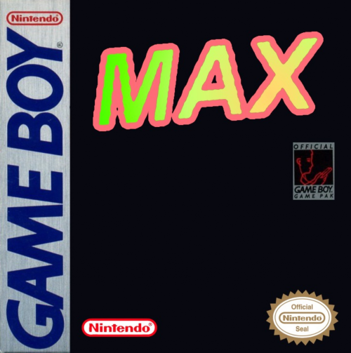 Max Nintendo Game Boy cover artwork