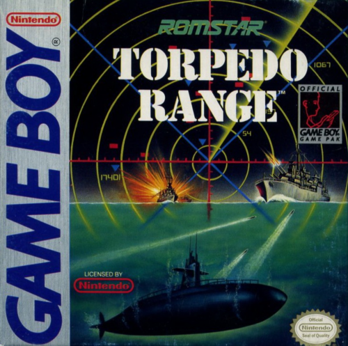 Torpedo Range Nintendo Game Boy cover artwork