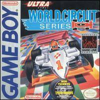 World Circuit Series Nintendo Game Boy cover artwork