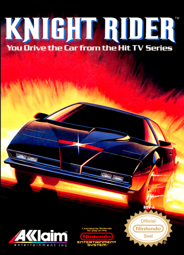 Play Knight Rider Nintendo Nes Online Play Retro Games Online At Game Oldies