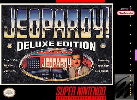 Play Jeopardy! - Deluxe Edition Nintendo Super NES online