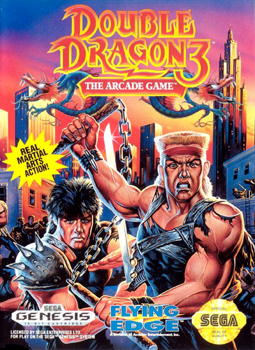 play double dragon arcade