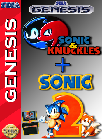 Play Sonic Knuckles Sonic The Hedgehog 2 Sega Genesis Online Play Retro Games Online At Game Oldies