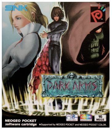 Dark Arms - Beast Buster 1999 SNK Neo Geo Pocket cover artwork
