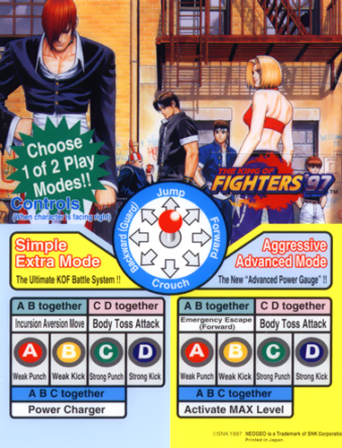 fighters 97 games free