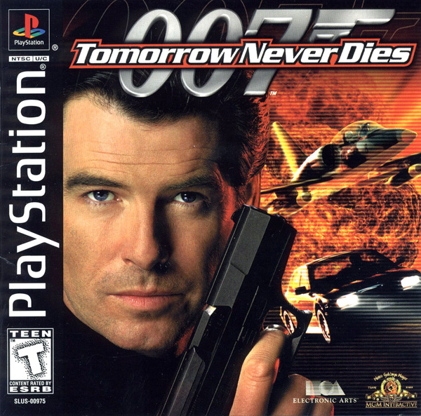 Play 007 Tomorrow Never Dies Sony Playstation Online
