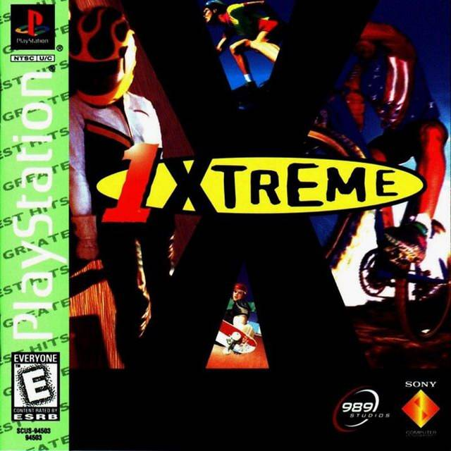 Play 1xtreme Sony Playstation Online Play Retro Games