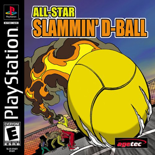 All Playstation 1 Games : Play all star slammin d ball sony playstation online