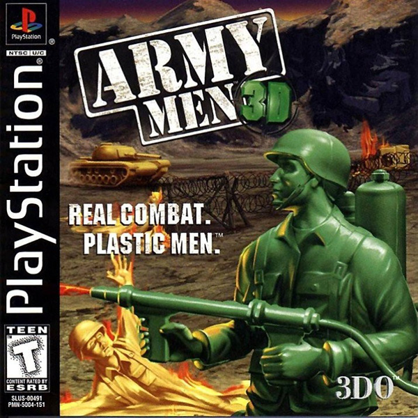 Army Man Game 113
