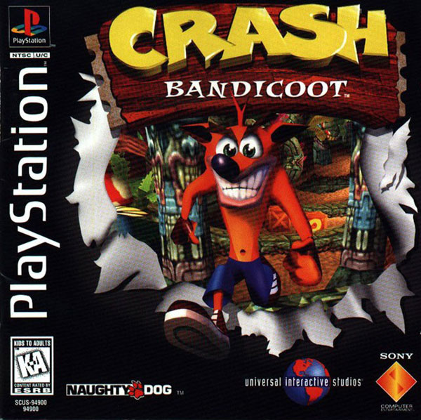 Play Crash Bandicoot Sony PlayStation online | Play retro
