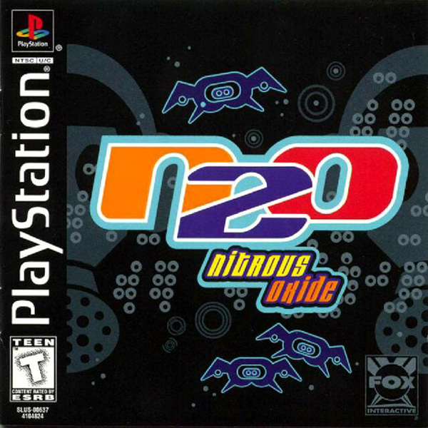N2O - Nitrous Oxide Sony PlayStation cover artwork