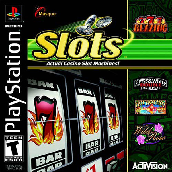 Slots Sony PlayStation cover artwork