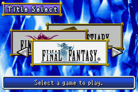 play final fantasy 1 online