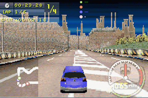 Play Need For Speed Carbon Own The City Nintendo Game Boy