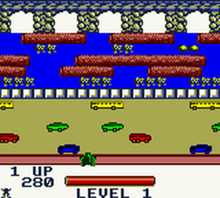 play frogger free online