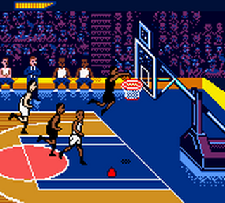 Play NBA Show Time - NBA on NBC - Nintendo Game Boy Color online