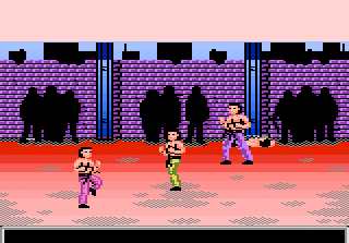 Pit Fighter ingame screenshot