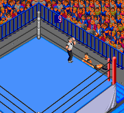Fire Pro Wrestling 3 - Legend Bout ingame screenshot