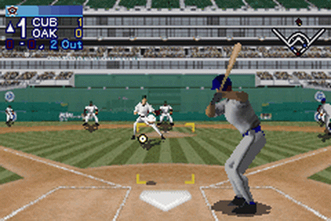 All-Star Baseball 2004 ingame screenshot