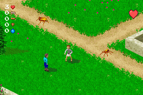 Bible Game, The ingame screenshot