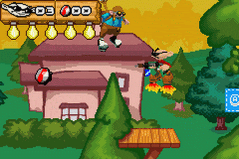 Codename - Kids Next Door - Operation S.O.D.A. ingame screenshot