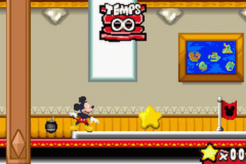 Disney's Party ingame screenshot