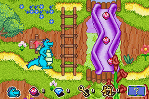 Dragon Tales - Dragon Adventures ingame screenshot