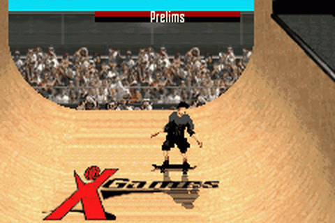ESPN X-Games Skateboarding ingame screenshot