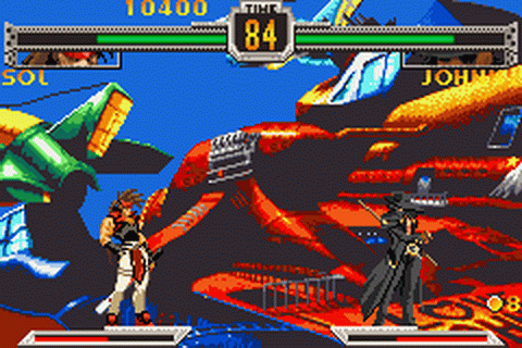 Guilty Gear X - Advance Edition ingame screenshot