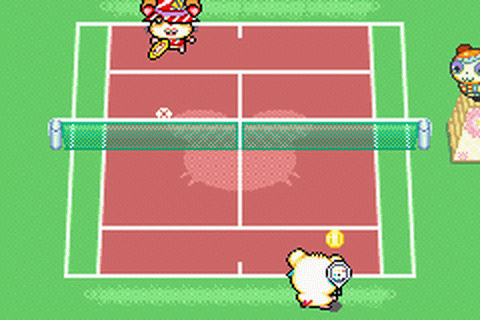 Hamtaro - Ham-Ham Games ingame screenshot