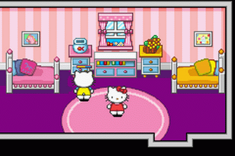Hello Kitty - Happy Party Pals ingame screenshot