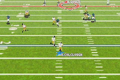 Madden NFL 07 ingame screenshot
