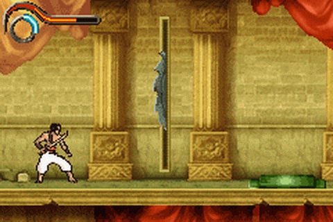 Prince of Persia - The Sands of Time ingame screenshot