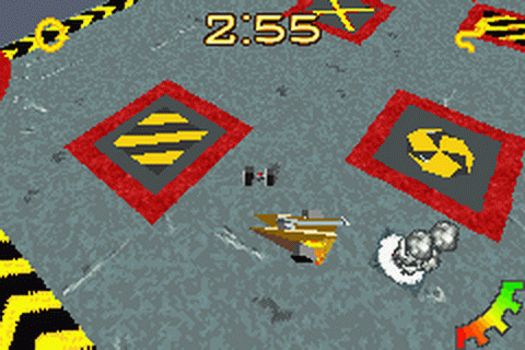 Robot Wars - Extreme Destruction ingame screenshot